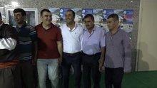 Antalya Çift kol nakilli Mustafa Sağır halaya durdu