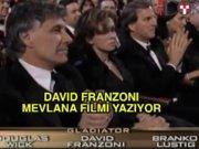 David Franzoni'nin yeni projesi: Mevlana