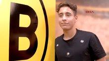 Terim'den izin aldı Dortmund'a 5 yıllık imza attı