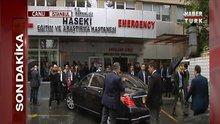 Erdoğan Vezneciler saldırısında yaralananları ziyaret etti