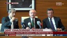 Kemal Kılıçdaroğlu'ndan protesto açıklaması