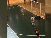 Alex de Souza'nın oğlu Felipe gol attı