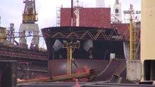 Rus gemisinde iki gemici öldü