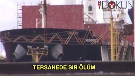 Tersanede iki Ukraynalı gemici ölü bulundu