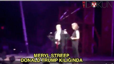 Meryl Streep Trump olursa