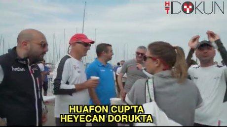 Huafon Cup'ta heyecan dorukta