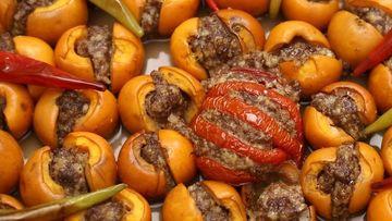 Gaziantep Mutfağından Yeni Dünya Kebabı