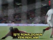 Ronaldo'dan yeni reklam