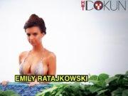 Emily Ratajkowski yine çok seksi