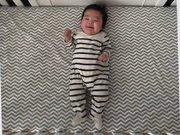 Bir bebeğin 80 saniyede bir yılı