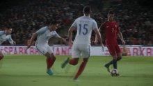 Ronaldo ve Quaresma, reklam filminde buluştu
