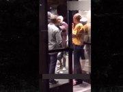 Justin Bieber tekme tokat kavga etti