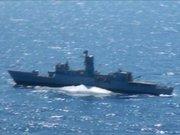 Bir geminin denizaltı tarafından batırılışı