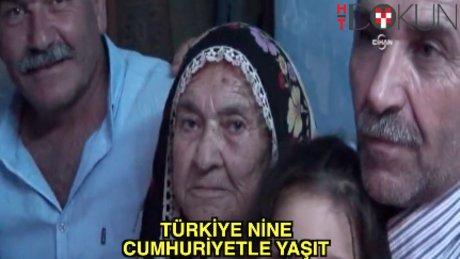 Cumhuriyetle yaşıt Mardinli nine: Türkiye Dağ