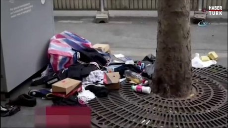Avrupa'nın göbeği çöpten geçilmiyor