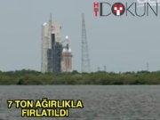 Delta IV 7 tonluk yükle fırlatıldı