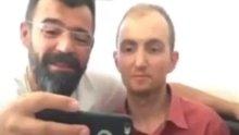 Sivil polisten Atalay Filiz ile selfie!