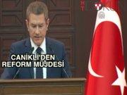 Nurettin Canikli: 'Yatırım Reform Paketi birkaç güne TBMM'de'