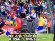 Elle gelen gol Brezilya'yı yıktı