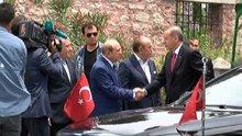 Erdoğan, Asım Taşer'in cenazesine katıldı