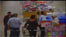 CHP'li eski vekilin eşinin market kavgası