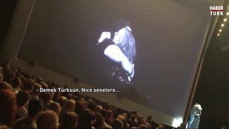 Adele'den Türk hayranına doğum günü sürprizi!