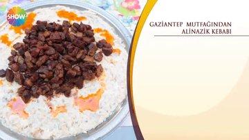Gaziantep Mutfağından Ali Nazik Kebabı tarifi