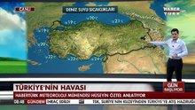 Türkiye'nin havası nasıl olacak?