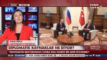 Erdoğan'dan Putin'e, Yıldırım'dan Medvedev'e mesaj