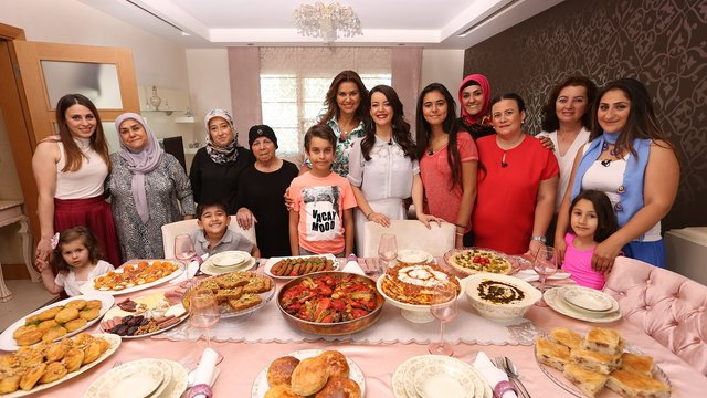 """""""Nursel ile Ramazan Sofrası""""nda Kayseri yemekleri var!"""