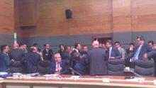 Adalet Komisyonu'nda tartışma çıktı