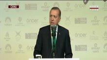 Cumhurbaşkanı Erdoğan iftar programına katıldı