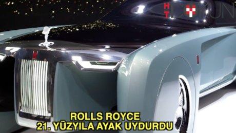 21. yüzyılın Rolls Royce'u