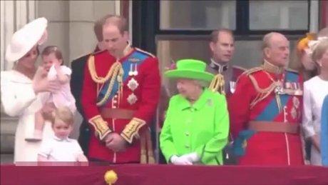 Babaanneden Prens William'a sert uyarı