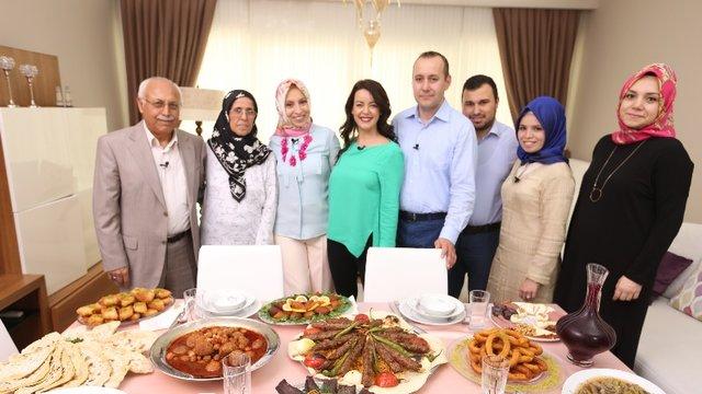 """""""Nursel ile Ramazan Sofrası""""nda Adana lezzetleri var!"""