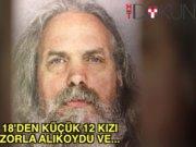 Tecavüzcü Lee Kaplan yakalandı