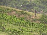 Muş'ta köylülerin ihbarı üzerine terör operasyonu başlatıldı