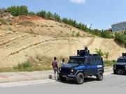 Tunceli'de yaban keçileri için karayolunda önlem alındı