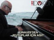 İtalyan piyanistten 'Kutuplar İçin Ağıt'