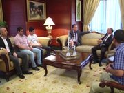 Bakü Büyükelçisi'nden gazetecilere iftar
