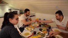 Norveç'te en uzun orucu tutan Türk ailesi