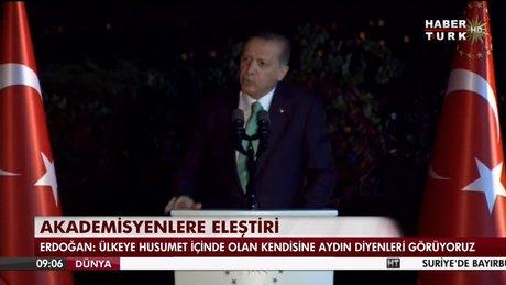 Cumhurbaşkanı Erdoğan'ın  Beyoğlu Firuzağa açıklaması