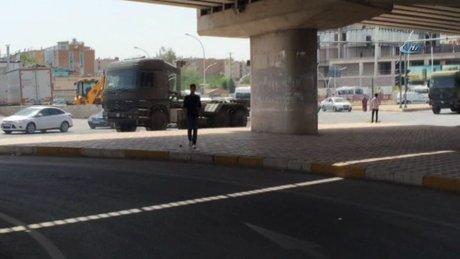 Lice'ye asker ve polis sevkiyatı yapıldı