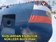Arctica: Dünyanın en büyük nükleer buzkıran gemisi