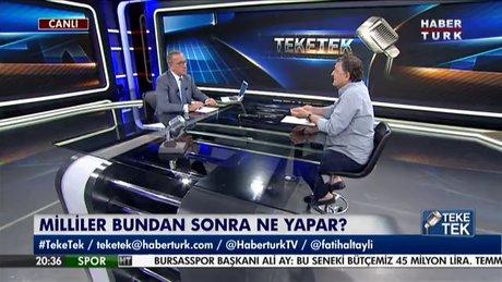 Yılmaz Vural Habertürk TV'de - 2.Kısım