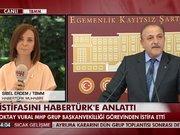 Oktay Vural MHP grup başkanvelliği görevinden istifa etti