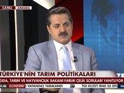 Faruk Çelik Habertürk TV'de soruları yanıtladı