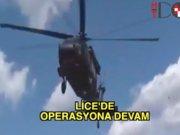 Diyarbakır kırsalında operasyonlar sürüyor