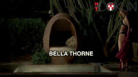 Bella Thorne yürek hoplatıyor