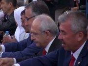 Kılıçdaroğlu, Yozgat'ta partililerle iftar yaptı